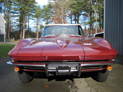 1966 Corvette Convertible, restored vintage Chevy show car