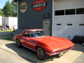 1967 Chevrolet Corvette Roadster, restored classic Chevy show car