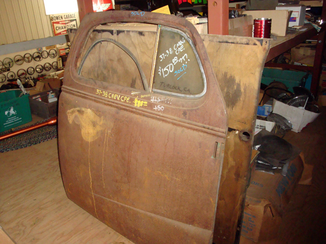 Vintage Chevy Car Doors, Classic Chevy Car Replacement