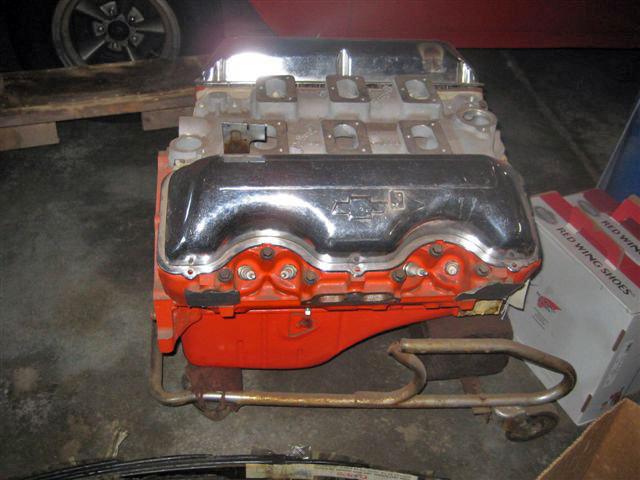 v8 chevy 327 engine manual pdf