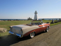 1956 Chevrolet Bel Air Convertible, restored vintage Chevy show car
