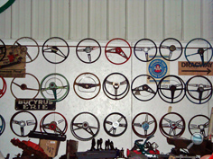 Vintage Chevy car steering wheels, classic Chevy car steering columns, antique Chevy auto steering parts, vintage Chevy auto replacement parts